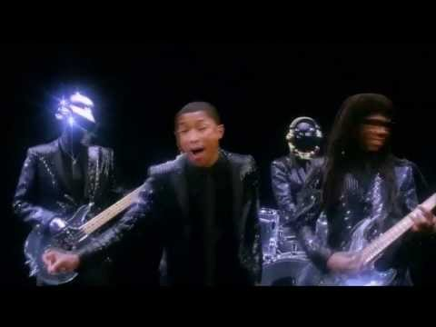 Daft Punk Feat Pharrell Williams & Nile Rodgers - Get Lucky  (Official Reworked by #djClaudioVizu)