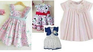 Latest Baby/Kids frocks designs 2018, kids formal wear Dress Design 2018/Baby frocks for summer 2018