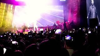 Luan Santana vivo tour 2018 Portugal Chuva de Arroz