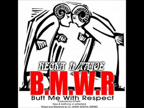 BUTT ME WITH RESPECT -  RECKA FEAT. TAJOE (VINCY RAGGA SOCA/CALYPSO 2013)