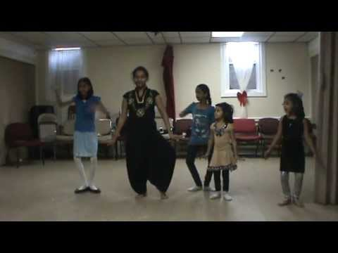 Academydayjun2013 - Sophia Class 3pm Chhan Ke Mohalla video