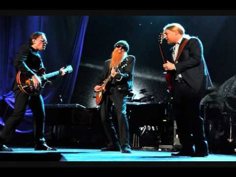 Bonamassa, Gibbons, Trucks and Hill Going Down