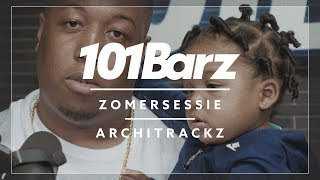 Architrackz - Zomersessie 2018 - 101Barz