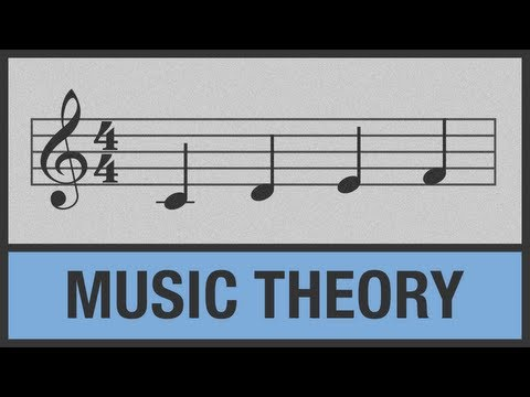 How To Read Music - Staff - Lesson #1