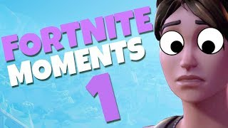 Fortnite Moments #1 - 1 Hour Of Funny Moments and Fails - FullMug