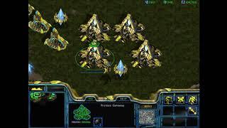[StarCraft] Protoss Mission 7: Homeland