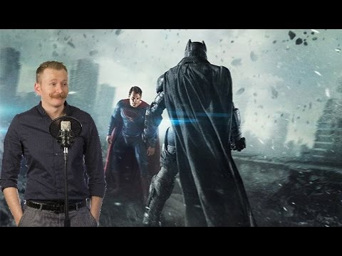Batman V Superman: Dawn Of Justice (Film Review)