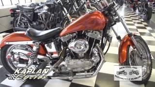 1969 Harley Davidson XLCH1000