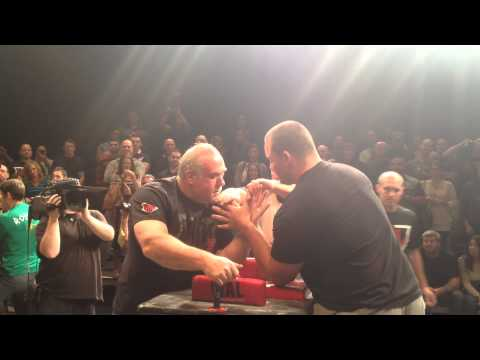 WAL AC: Travis Bagent vs Lindley Keating (Left Hand)