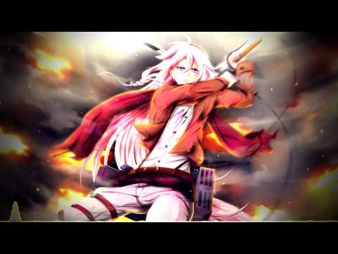 Guren No Yumiya Feat. IA - Drumstep [ Dj-Jo Remix ] AoEDM Remaster