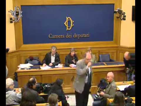 Roma - Conferenza stampa di Nicola Fratoianni (16.01.15)