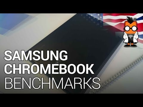 Samsung Chromebook 2 Exynos 5 Octa Core Browser Benchmarks