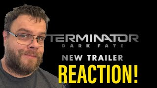 """Terminator: Dark Fate"" (2019) Trailer 2 Reaction!"