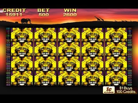 50 lions slot machine mega jackpots at california