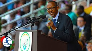 Rwanda President Warns The West to Never Mess with Africa Ever Again