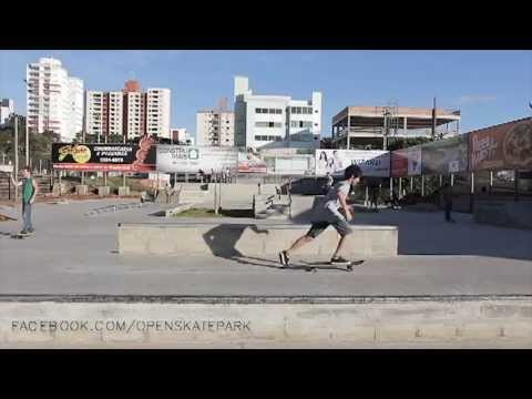 Vídeo do 1° CAMPEONATO OPEN STREET SKATE