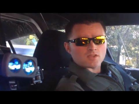 Citizen Pulls Over Cop Demands ID & It's Amazing