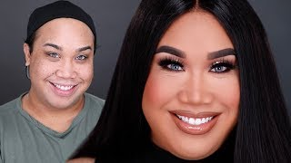 AMERICAS NEXT TOP MODEL MAKEUP TUTORIAL | PatrickStarrr