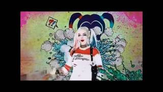The Chainsmokers feat. Daya – don't let me down - the Joker and Harley Quinn