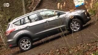 Im Test: Ford Kuga   Motor mobil