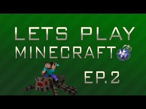 Lets Play (PS3) Minecraft: Ep.2 - Minecraft The Movie !?