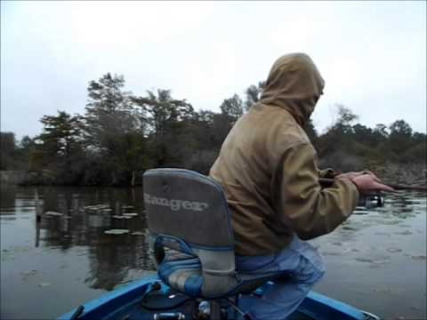 Turning Bad Days Into Good Days Bass fishing on Sam Rayburn