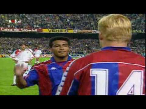FC Barcelona-Sevilla (5-2) final game & championship game (14 may 1994)