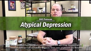 Atypical Depression - Stop the Carb Cravings!
