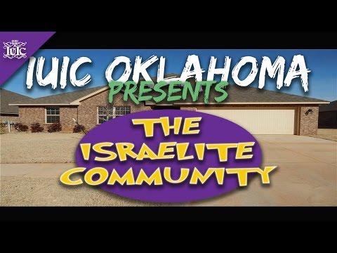 IUIC OKC PRESENTS: THE ISRAELITE COMMUNITY