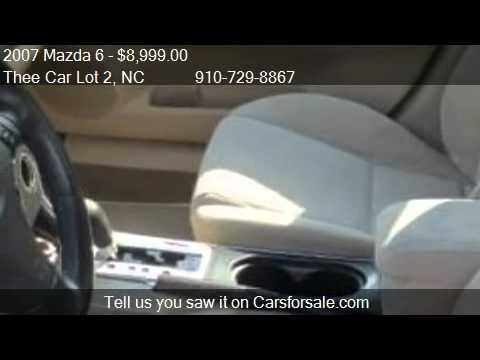 2007 Mazda 6 i Sport - for sale in Fayetteville, NC 28306