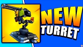🔴*NEW* Fortnite MOUNTED TURRET IS CRAZY OP! - Fortnite Funny Fails and WTF Moments
