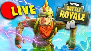 🔴 LIVE - Fortnite Battle Royale !! L' IMPORTANTE É DIVERTIRSI.. (disse il nabbo)