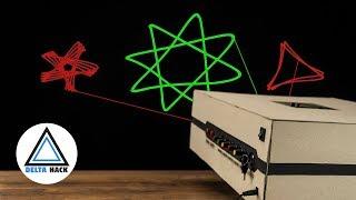 Advanced Laser Projector | DIY