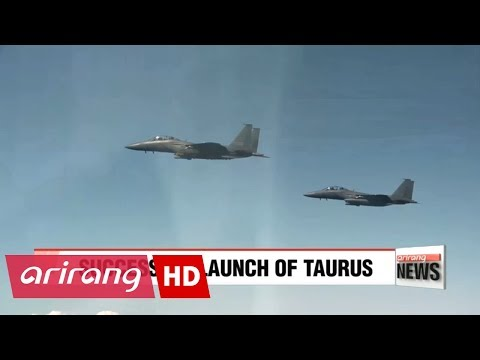 South Korea capable of accurately targeting North Korea with Taurus long-range missile