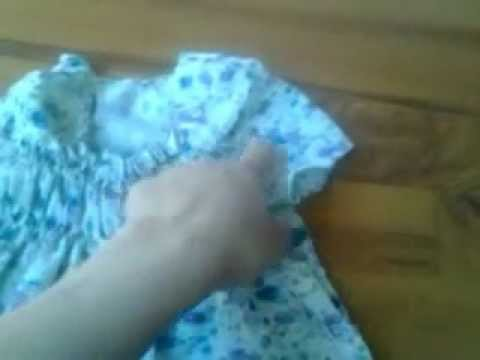 Como hacer una blusa para ni a youtube for Como construir estanques para peces