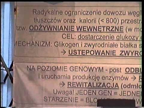 Dr Ewa Dąbrowska   Żyć Zdrowiej, Odżywiając Się Lepiej I Mądrzej   Radawa Cz2