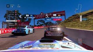 Gran Turismo™SPORT Daily Race 551 Bathurst Mercedes-Benz AMG GT3 Onboard