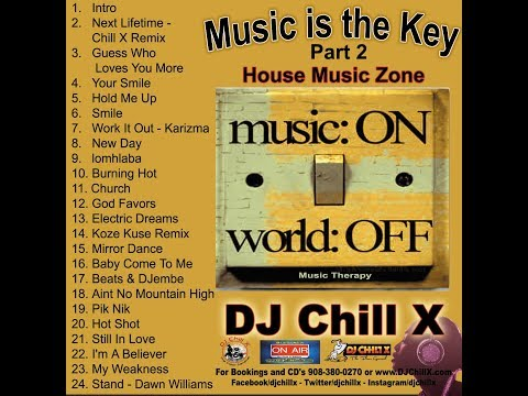 Best Soulful House Music Mix 2017 - 2018 by DJ CHILL X