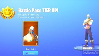 Unlocking Ragnarok On A Solo Win Battle Pass Tier 100 Ps4 Pro