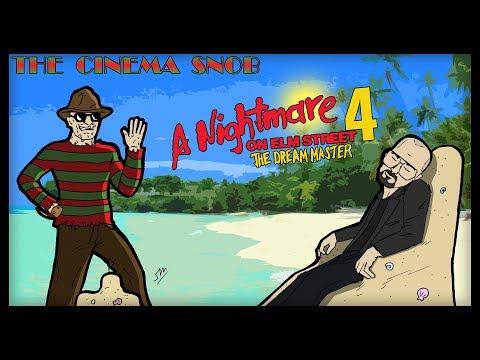 A Nightmare on Elm Street 4: The Dream Master - The Cinema Snob
