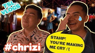 #Chrizi Goes on a Date at Fort Canning Park | TSL Vlogs