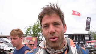 Dakar 2018: Cordoba, intervista finale Alessandro Ruoso