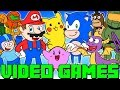 Video Game History Mario Minecraft More Kids Wiki mp3