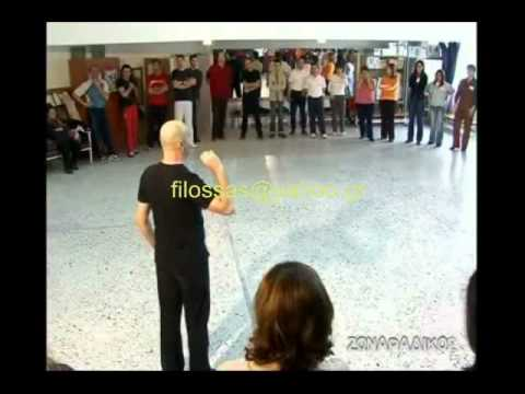Zonaradikos dance seminar  by  Zioga Giorgos Music Videos