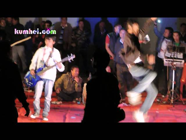 Round Kick - Tapta Live (Manipuri Songs)