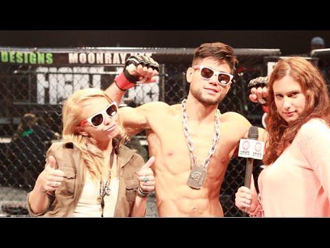 Fight Lab 41 Interview W/ Matt Tran… It felt good to get the 1st round submission