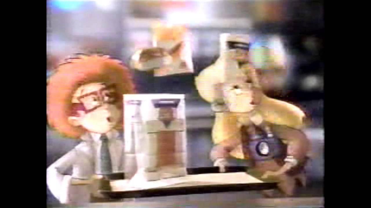 1992 burger king kids club commercial  goof troop