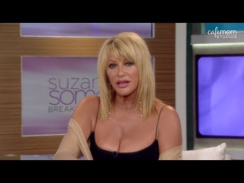 Suzanne Somers' Stem Cell Breast Reconstruction Surgery - Episode 1
