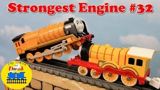 THOMAS AND FRIENDS TRACKMASTER|Strongest Engine Race #32 with Murdoch Molly Gordon James