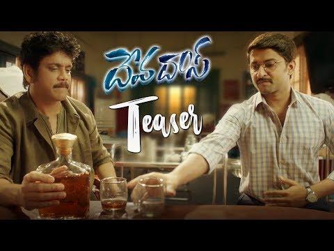 Devadas Teaser | Akkineni Nagarjuna, Nani | T Sriram Aditya thumbnail